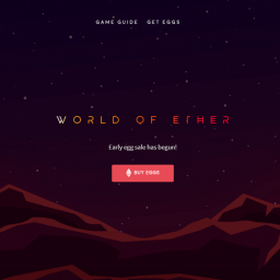 World_of_Ether Dapps